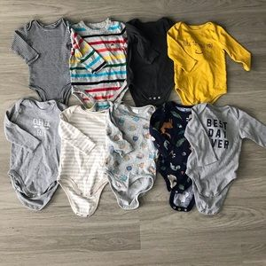 6-12 month Bodysuit Bundle